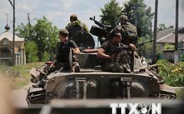 Báo Nga tiết lộ phương án thỏa hiệp mới cho khủng hoảng Donbass