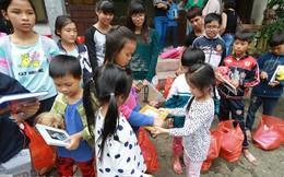 Chuyến từ thiện đáng nhớ của học sinh… lớp 2