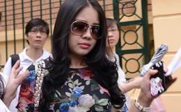 Vợ bầu Kiên 'đánh rơi tiền' trong ngày 20.10