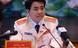 Tướng Chung được giới thiệu bầu làm Chủ tịch Hà Nội vào sáng nay