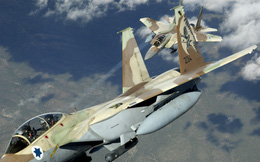 """Máy bay chiến đấu Nga – Israel có """"choảng nhau"""" ở Syria?"""