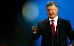 Tổng thống Ukraine: Sẽ không có thỏa thuận ngừng bắn Minsk 3
