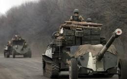 Quân đội Ukraine muốn tung pháo hạng nặng diệt quân ly khai miền Đông
