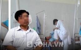 Vụ BS giẫm chân lên giường: Người nhà bệnh nhân lần đầu lên tiếng