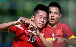 """""""Gà son"""" Thanh Bình: """"Xin tặng bàn thắng cho các đồng đội"""""""