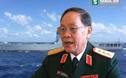 Tướng Rinh lên án việc tàu chiến TQ chĩa súng vào tàu tiếp tế VN