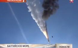 Nga mang siêu hạm tàng hình khoe hỏa lực ngay trước mũi NATO