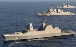 5 khinh hạm có năng lực phòng không tốt nhất Đông Nam Á