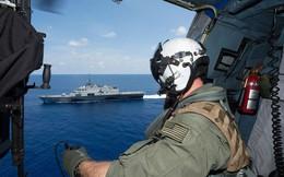 Mỹ lên tiếng vụ chạm trán tàu chiến Trung Quốc gần Trường Sa