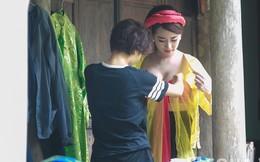 DJ Trang Moon và vai diễn gợi cảm chỉ quay trong phòng ngủ