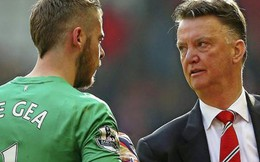 Quan hệ giữa Van Gaal và De Gea đã tan vỡ?