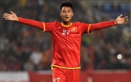 Hot boy U23 Việt Nam phá lưới Triều Tiên
