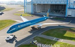 Máy bay thân rộng hiện đại nhất thế giới của Vietnam Airlines