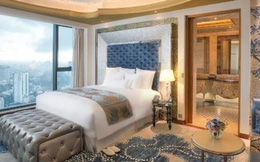 """Đại gia sở hữu khách sạn 320 triệu/đêm tại SG """"khủng"""" cỡ nào?"""