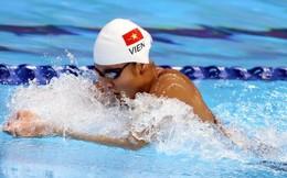 Vượt kỷ lục SEA Games, Ánh Viên vẫn ngậm ngùi bị loại