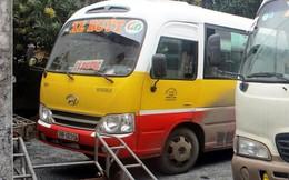 Bắt 'xe buýt' giả nhồi nhét khách