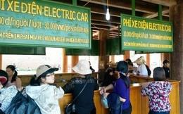 """""""Đại gia"""" Ninh Bình xin miễn thuế nhập khẩu xe điện"""