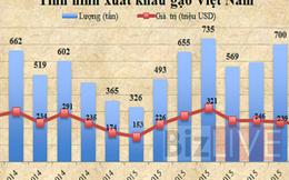 Thái Lan, Campuchia thế chân gạo Việt sang Trung Quốc