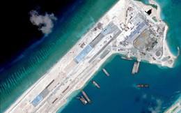 """Trung Quốc ngừng cải tạo đảo trên Biển Đông: Kế """"rút lửa đáy nồi"""""""