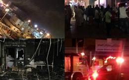 VIDEO: Cháy bệnh viện Saudi Arabia, ít nhất 31 người thiệt mạng