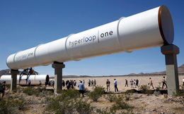 Cận cảnh cách thức hệ thống Hyperloop sẽ hoạt động tại Ả Rập: Gọi tàu nhanh như đi taxi Uber, Grab