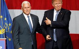 """Bầu cử Mỹ: Sự kết hợp """"lạ đời"""" Trump-Pence"""