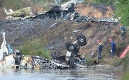 Máy bay ném bom chiến lược Tu-160 nổ tung, Không quân Nga thiệt hại nặng: Giải mật!