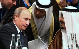 Iran-Saudi Arabia hục hặc: Món quà đầu năm mới cho Nga?