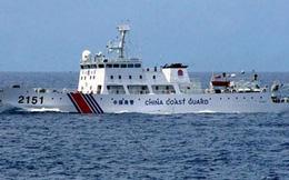 Tàu Trung Quốc có vũ trang tiến gần đảo tranh chấp với Nhật Bản