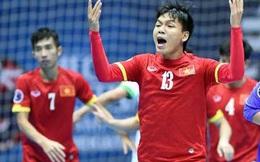 'Futsal Việt Nam khó có điểm trước Paraguay, Italia'