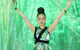 Maya dính sự cố trong đêm bán kết The Remix