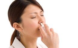 Cách đơn giản giúp thông tắc mũi