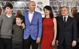 Benitez tủi hổ rời Real, Zidane phủ quyền lực lên Los Blancos