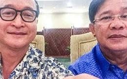 Thủ tướng Hun Sen giải thích việc chụp hình 'tự sướng' với Sam Rainsy