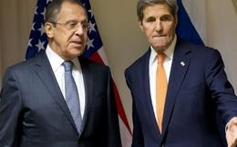 Mỹ treo ngược quốc kỳ Nga trước giờ hội đàm Kerry - Lavrov