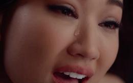 Maya bật khóc nghẹn ngào khi tái hiện khoảnh khắc làm mẹ