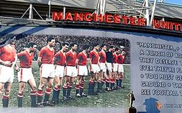 Bộ phim tưởng nhớ thảm họa Munich 1958 của Man United