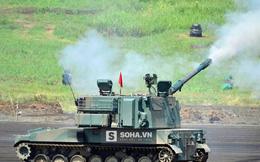 Sức mạnh pháo tự hành hàng đầu châu Á của Nhật Bản