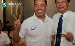 """Thái Lan có biến, tướng cảnh sát """"mù bóng đá"""" lên ngôi ở FAT"""