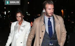 """""""Soái ca"""" Beckham vui Valentine, tặng vợ nhóc tì thứ 5?"""