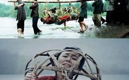 Rùng mình trước hình phạt Trung Hoa dành cho tội ngoại tình