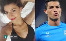 Thêm gái lạ tố cáo Ronaldo lang chạ, lừa dối Irina Shayk