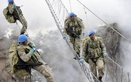 Lính sơn cước – Những chú sơn dương dũng mãnh