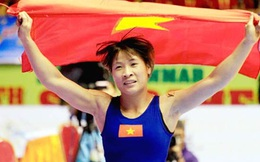 Nguyễn Thị Lụa giành suất Olympic trực tiếp