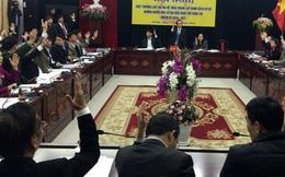 Ông Trần Đăng Tuấn bị loại, trưởng ban kiểm phiếu nói gì?