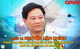Vớt được thi thể nhiều khả năng là Thiếu tá Nguyễn Văn Chính