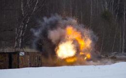 Uy lực khủng khiếp của súng chống tăng RPG-28