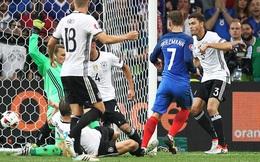 Cris Ronaldo giăng cờ trắng trước trọng tài và Griezmann?