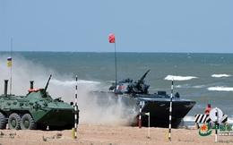 Vũ khí giúp Trung Quốc chiếm ưu thế tuyệt đối tại Army Games 2016