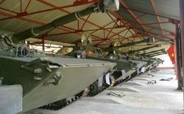 Khám phá sức mạnh xe tăng lội nước PT-76